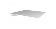 Металлические доборные элементы для фасада в Рязани Планка завершающая простая 65мм