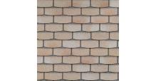 Фасадная плитка HAUBERK в Рязани Камень Травертин