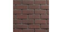 Фасадная плитка HAUBERK в Рязани Обожжённый кирпич