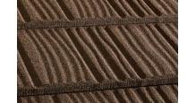 Листы композитной черепицы в Рязани Лист Metrotile WoodShake