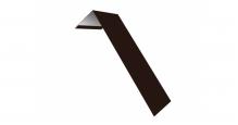 Металлические доборные элементы для фасада в Рязани Планка лобовая/околооконная простая 190х50